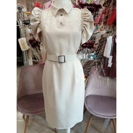 Virágmintás loknis ruha