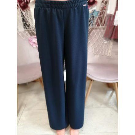 Nagyméretű sztreccses nadrág khaki színben